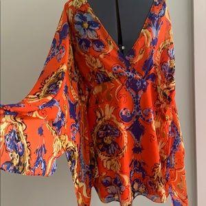 Ark & Co flowy dress